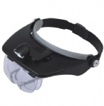 Head Magnifier With LED